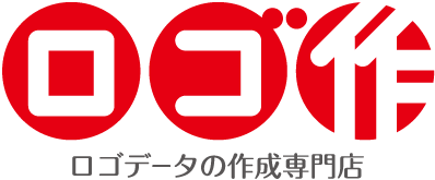 ロゴデータ化のロゴ作